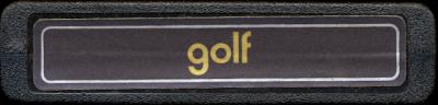Golf - Cartridge Scan