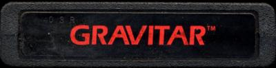 Gravitar - Cartridge Scan