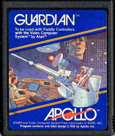 Guardian - Cartridge Scan
