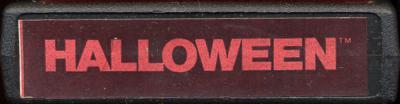 Halloween - Cartridge Scan
