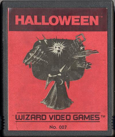 Halloween - Cartridge Scan