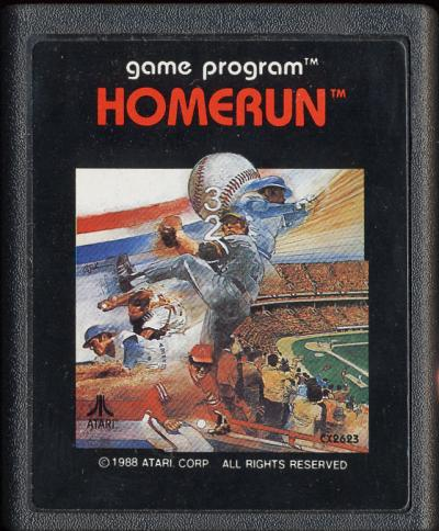 Home Run - Cartridge Scan