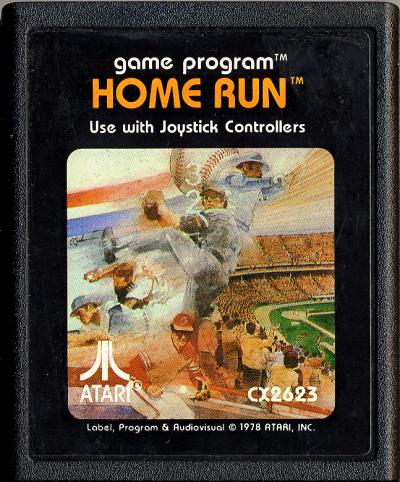 Home Run - Cartridge Scan