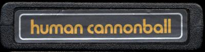 Human Cannonball - Cartridge Scan