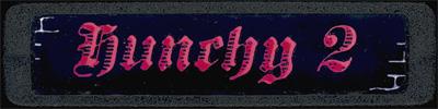Hunchy II - Cartridge Scan