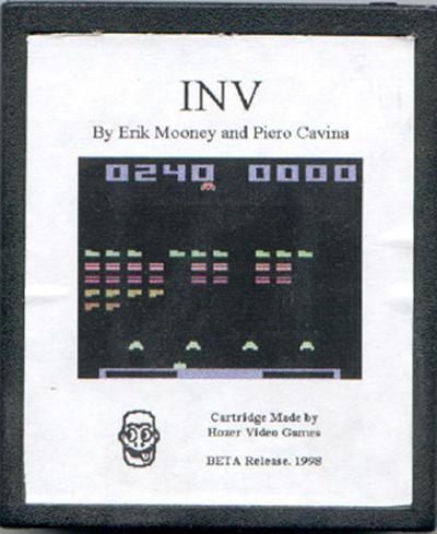INV - Cartridge Scan