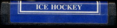 Ice Hockey - Cartridge Scan