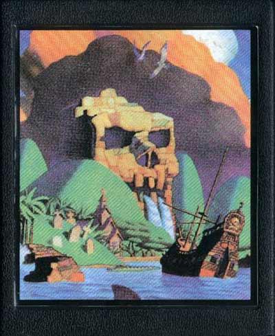 Inca Gold - Cartridge Scan