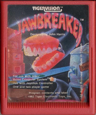 Jawbreaker - Cartridge Scan