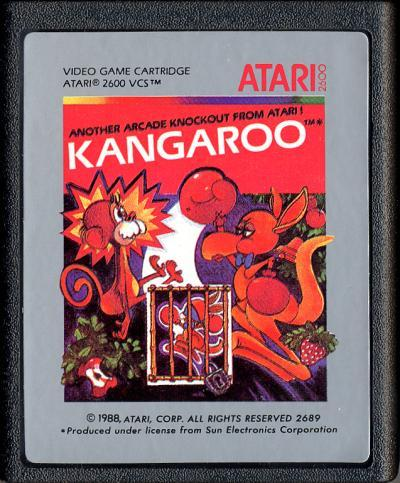 Kangaroo - Cartridge Scan