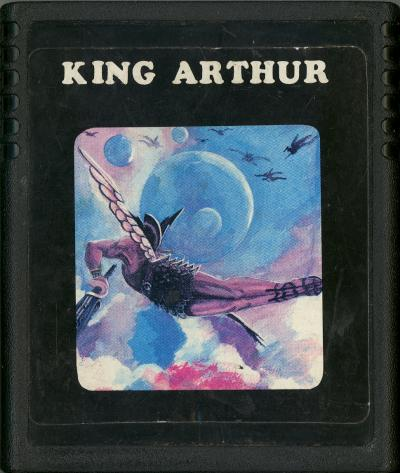 King Arthur - Cartridge Scan