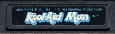 Kool Aid Man - Cartridge Scan