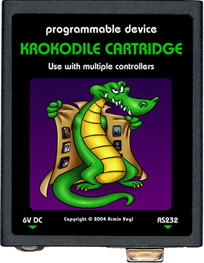 Krokodile Cartridge - Cartridge Scan