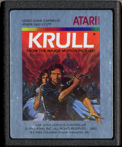 Krull - Cartridge Scan