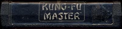 Kung Fu Master - Cartridge Scan