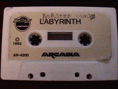 Labyrinth - Cartridge Scan