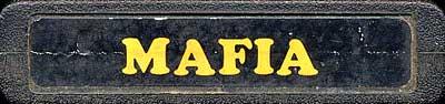 Mafia - Cartridge Scan