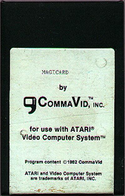 MagiCard - Cartridge Scan