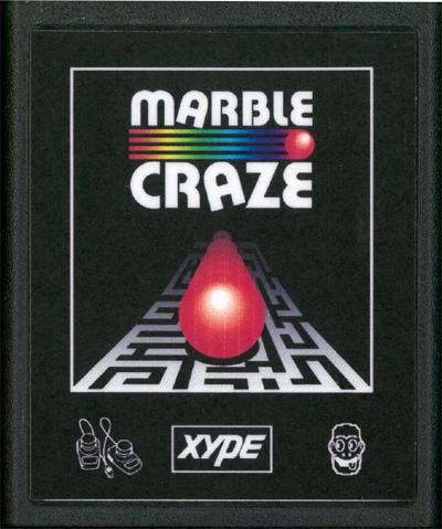 Marble Craze - Cartridge Scan