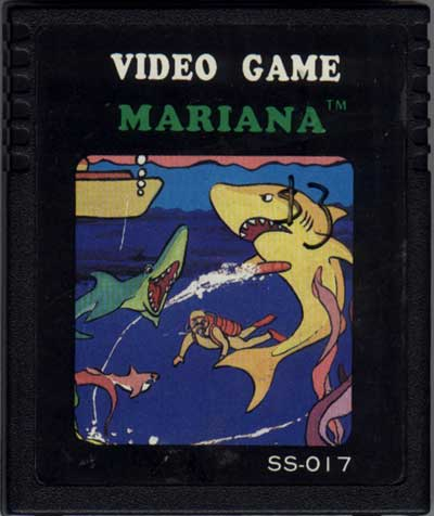 Mariana - Cartridge Scan