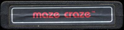 Maze Craze - Cartridge Scan