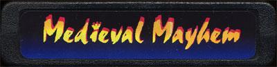 Medieval Mayhem - Cartridge Scan