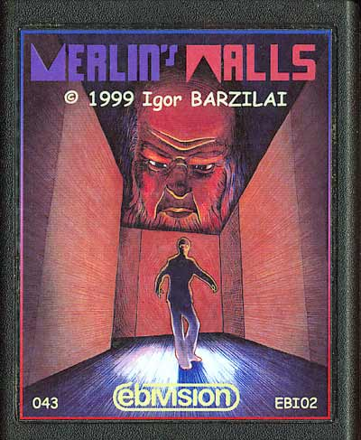 Merlin's Walls - Cartridge Scan