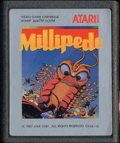 Millipede - Cartridge Scan