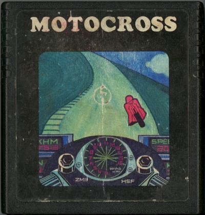 Motocross - Cartridge Scan