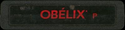 Obelix - Cartridge Scan