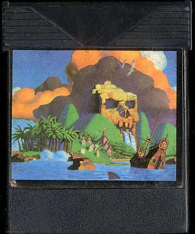 Ocean City - Cartridge Scan