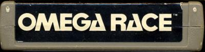 Omega Race - Cartridge Scan