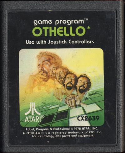 Othello - Cartridge Scan