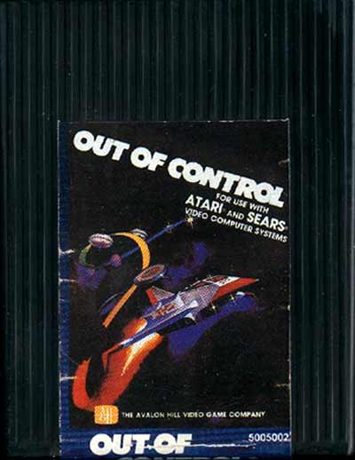 Out of Control - Cartridge Scan