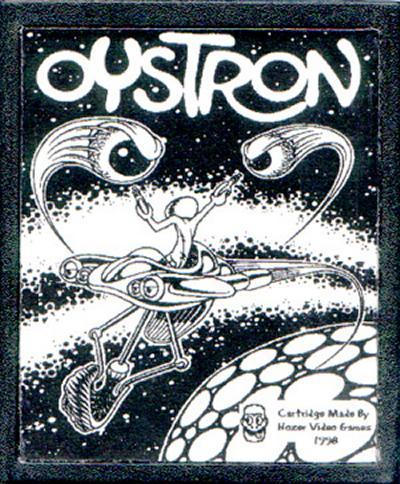 Oystron - Cartridge Scan