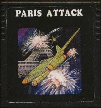 Paris Attack - Cartridge Scan
