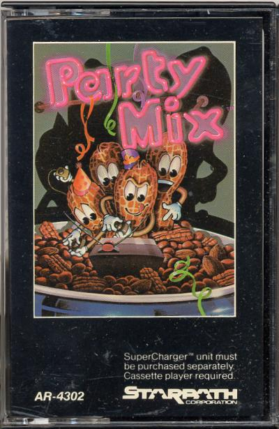 Party Mix - Cartridge Scan