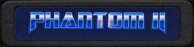 Phantom II / Pirate - Cartridge Scan