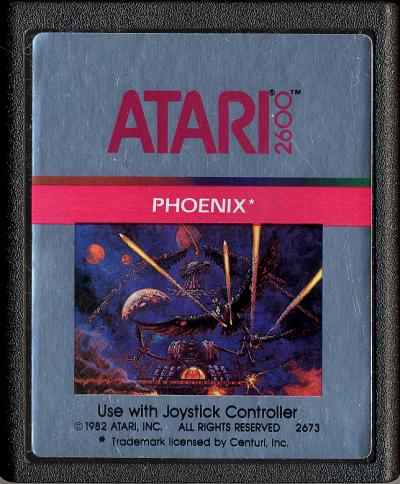 Phoenix - Cartridge Scan