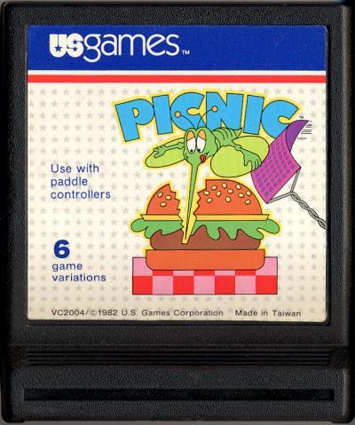 Picnic - Cartridge Scan