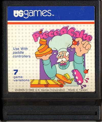 Piece o' Cake - Cartridge Scan