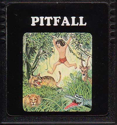 Pitfall - Cartridge Scan