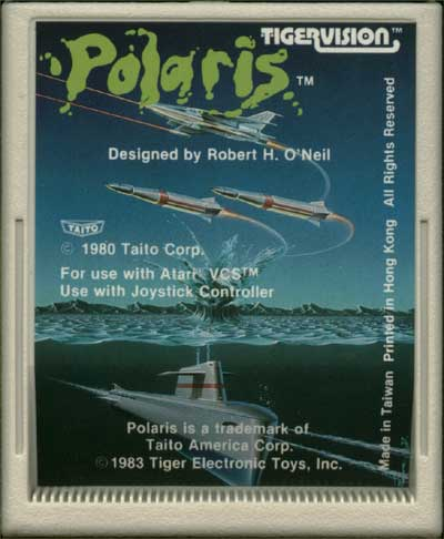 Polaris - Cartridge Scan