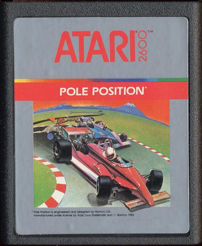 Pole Position - Cartridge Scan