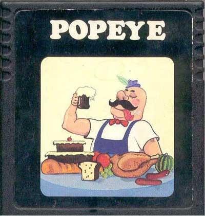 Popeye - Cartridge Scan