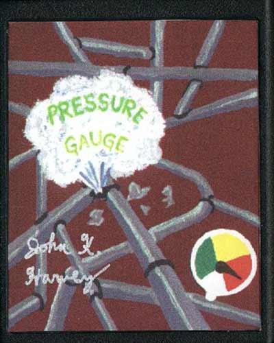 Pressure Gauge - Cartridge Scan