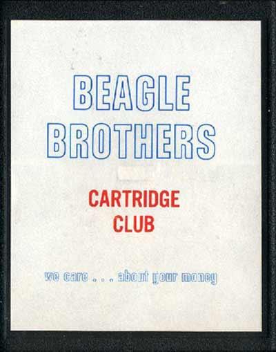 Q*bert - Cartridge Scan