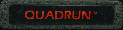 Quadrun - Cartridge Scan