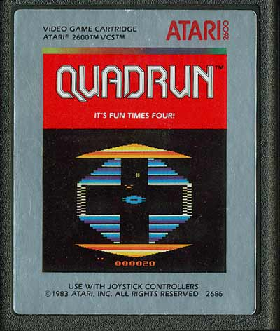 Quadrun - Cartridge Scan