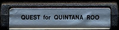 Quest for Quintana Roo - Cartridge Scan